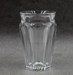 Baccarat Cut Crystal Nelly 5 Vase