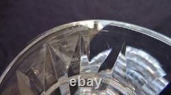Beautiful Quality Waterford Master Cutter Heavy Cut Crystal Vase