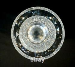 Beautiful Vintage Waterford Heavy Cut Crystal Vase