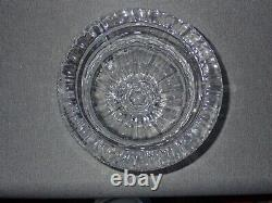 EAPG 8 Boston & Sandwich Glass Floriform Compote Urn Hexagonal Footed Bowl