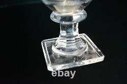 Vintage Cut Crystal Ormolu Mounted Vase with Angels