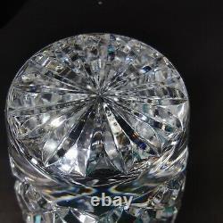 Vintage Waterford Cut Crystal Araglin Flower Vase 7