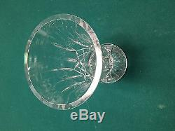 Waterford AMERICAN BRILLIANT CRYSTAL CUT GLASS VASE Home Decor Art