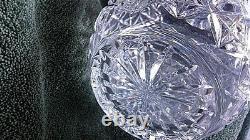 Waterford Cut Crystal 12 Pineapple Vase
