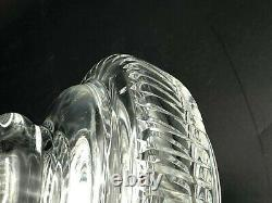 Waterford Jim O'Leary'91 Limited Edition 1/1 Cut Crystal Vase, 13 1/4 T, 8 D
